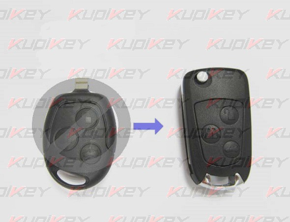 Выкидной ключ Ford ремоделинг [ford-k11]